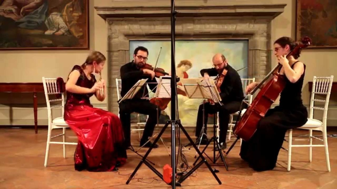 Quartetto Mozart