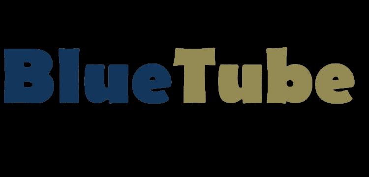Blue Tube Logo